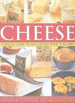 Cheese: A Visual Guide to 400 Cheeses with 150 Recipes af Juliet Harbutt, Roz Denny