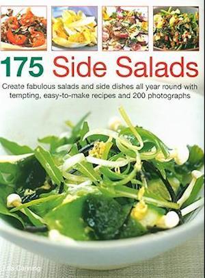 Bog, paperback 175 Side Salads af Julia Canning
