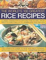 World's 100 Greatest Rice Recipes