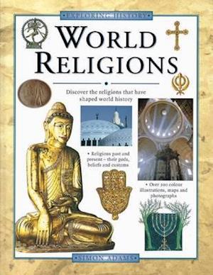 Bog, paperback World Religions af Simon Adams
