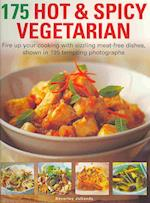 175 Hot and Spicy Vegetarian af Beverley Jollands
