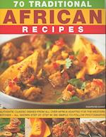 70 Traditional African Recipes af Rosamund Grant