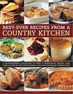 Best-Ever Recipes from a Country Kitchen af Liz Trigg, Michelle Garrett