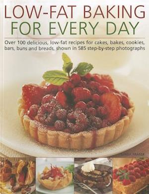 Bog, paperback Low-Fat Baking for Every Day af Linda Fraser