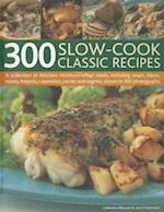 300 Slow-cook Classic Recipes af Jenni Fleetwood, Catherine Atkinson