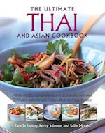 The Ultimate Thai and Asian Cookbook af Deh-Ta Hsiung