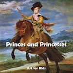 Princes and Princesses (Art for Kids)