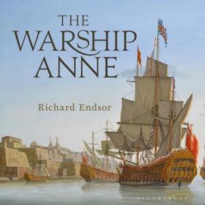 Bog, hardback The Warship Anne af Richard Endsor