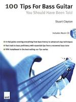 100 Tips For Bass Guitar You Should Have Been Told