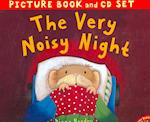The Very Noisy Night af Diana Hendry, Jamie Theakston, Jane Chapman