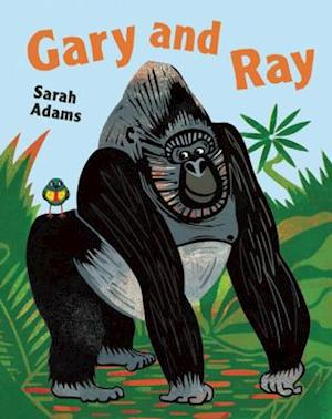 Bog, hardback Gary and Ray af Sarah Adams