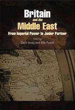 Britain and the Middle East af Zach Levey, Elie Podeh