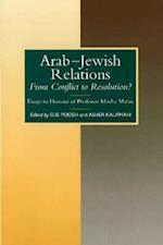 Arab-Jewish Relations af Podeh