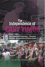 Independence of East Timor