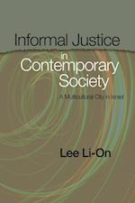 Informal Justice in Contemporary Society