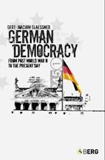 German Democracy af Gert-Joachim Glaessner