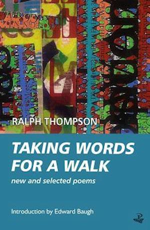 Bog, paperback Taking Words for a Walk af Ralph Thompson