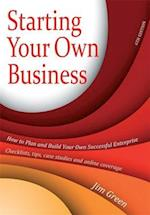 Starting Your Own Business, 6th Edition (How to Books)
