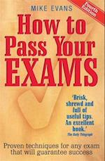How to Pass Your Exams, 4th Edition