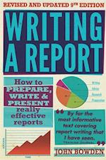 Writing a Report af John Bowden