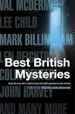 The Mammoth Book of Best British Mysteries (Mammoth Books)