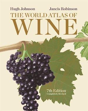 Bog, hardback The World Atlas of Wine, 7th Edition af Hugh Johnson