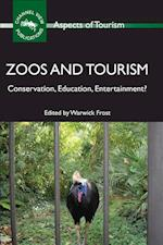 Zoos and Tourism (ASPECTS OF TOURISM, nr. 46)