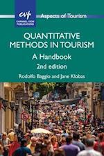 Quantitative Methods in Tourism (ASPECTS OF TOURISM)