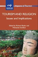 Tourism and Religion (ASPECTS OF TOURISM)