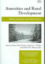 Amenities and Rural Development (New Horizons in Environmental Economics Series)