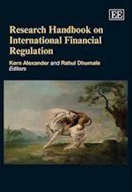 Research Handbook on International Financial Regulation af Kern Alexander