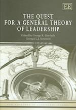 A Quest for a General Theory of Leadership (New Horizons in Leadership Studies)