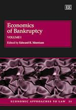 Economics of Bankruptcy (Economic Approaches to Law Series, nr. 34)