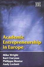 Academic Entrepreneurship in Europe