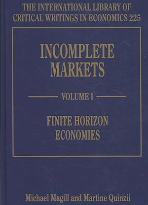 Incomplete Markets