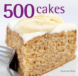 Bog, hardback 500 Cakes af Susannah Blake