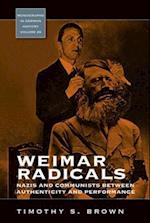 Weimar Radicals af Timothy S. Brown