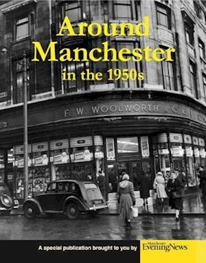 Bog, paperback Around Manchester in the 1950's af Clive Hardy