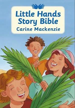 Bog, hardback Little Hands Story Bible af Carine Mackenzie