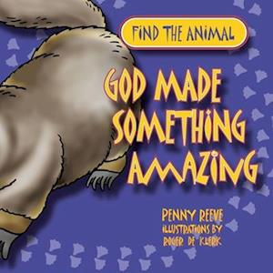 Bog, paperback God Made Something Amazing af Penny Reeve