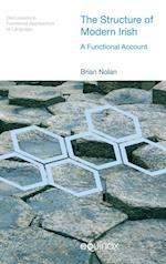 The Structure of Modern Irish af Brian Nolan