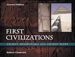 First Civilizations af Robert Chadwick