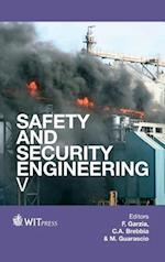 Safety and Security Engineering V (WIT Transactions)