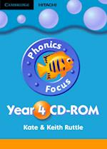 Phonics Focus Year 4 CD-ROM (Phonics Focus S)
