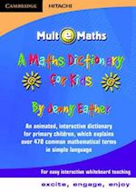 A Maths Dictionary for Kids CD-ROM (Mult-e-Maths)