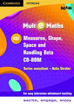 Mult-e-Maths KS2 Measures, Shape, Space and Handling Data CD ROM (Mult-e-Maths)