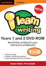 I-learn: Writing Non-Fiction Years 1 and 2 DVD-ROM (I-Learn: Writing)