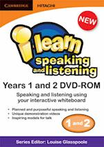 I-learn: Speaking and Listening Years 1 and 2 DVD-ROM
