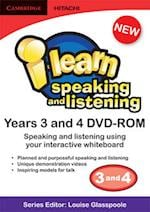 I-learn: Speaking and Listening Years 3 and 4 DVD-ROM