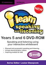I-learn: Speaking and Listening Years 5 and 6 DVD-ROM